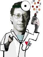 Doctor illustration - Big Drug Companies Fund Groups Behind Plot to Regulate Nano-Silver