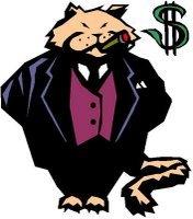 Fat cat in a suit - Colloidal Silver v/s the Swine Flu Swindle