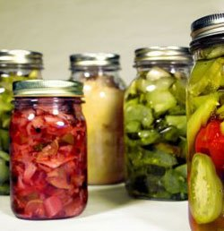 Colloidal Silver for Canning and Food Preservation