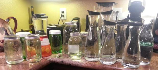 Making Monster-Sized Batches of Colloidal Silver During Cold and Flu Season