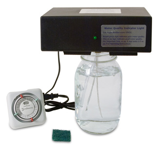 Micro-Particle Colloidal Silver Generator from The Silver Edge