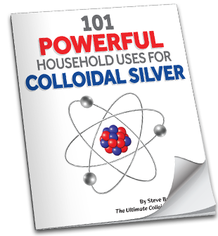 101 Powerful Household Uses for Colloidal Silver (booklet)