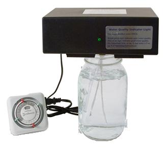 Micro-Particle Colloidal Silver Generator