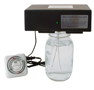 Micro-Particle Colloidal Silver Generator from Silver Edge