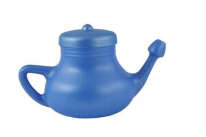 Neti Pot for clearing Sinuses with Colloidal Silver