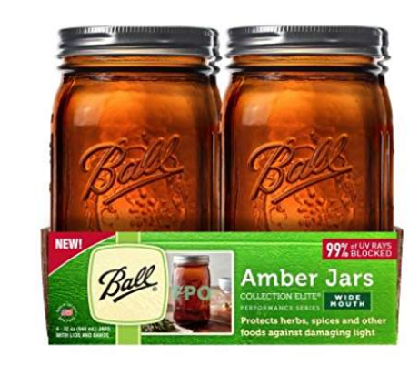 amber glass ball canning jars1.PNG