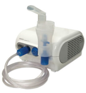 Nebulizer for colloidal silver in sinuses