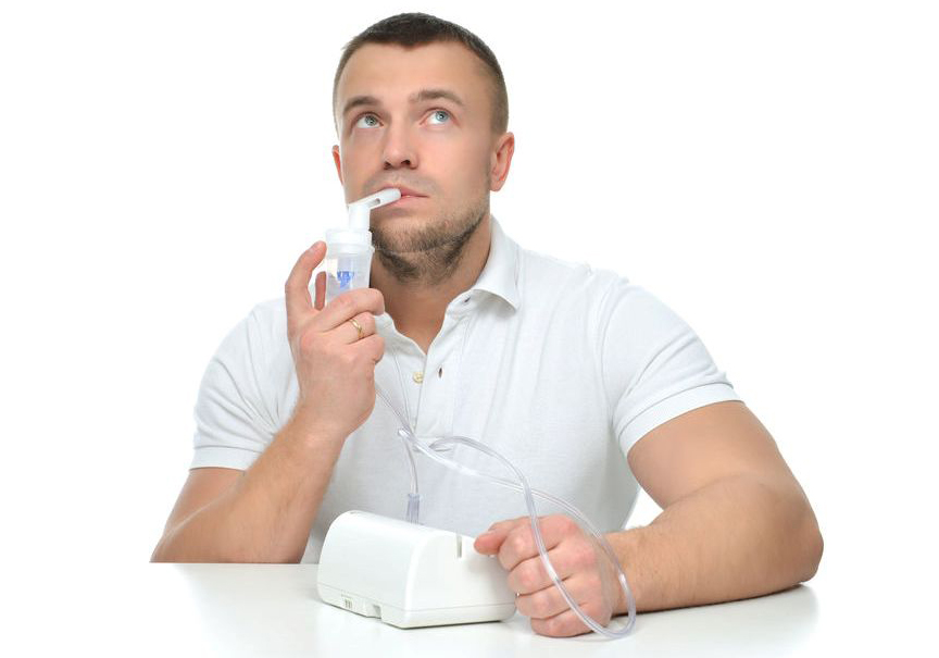 Nebulizing Colloidal Silver into the Lungs to Stop Infection