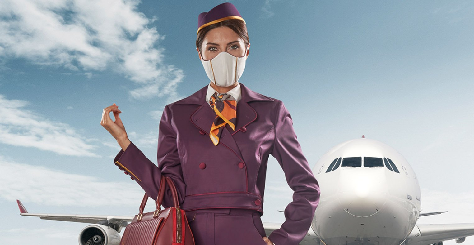 Silver-Embedded Flight Crew Uniforms Protect Against Bacteria and Viruses