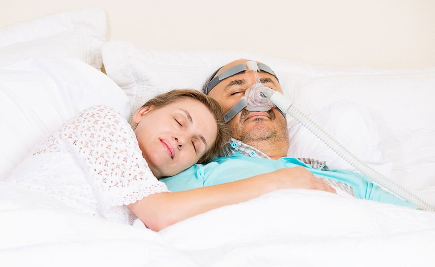 Man with sleeping apnea and CPAP machine - Can Colloidal Silver Be Used in a CPAP Machine?