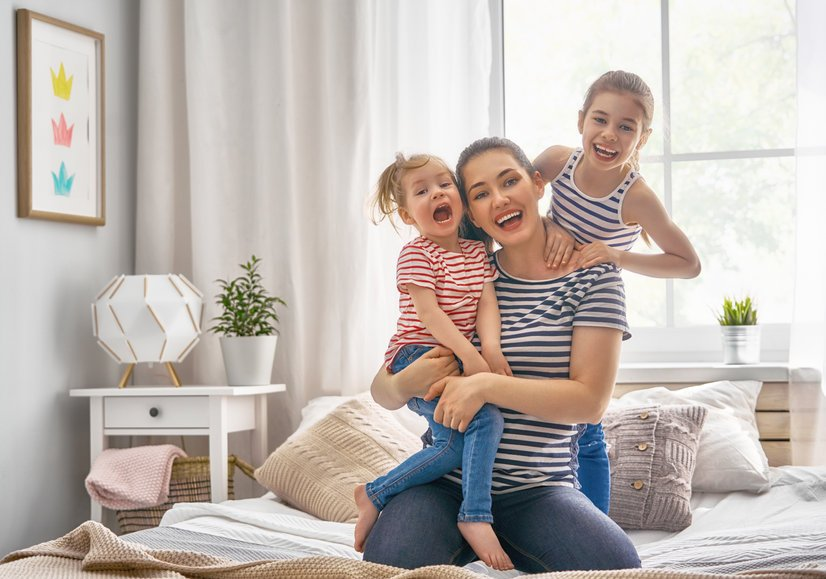 Happy loving family - Colloidal Silver and Kids: What You Need to Know